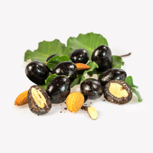 Carob Chocolate Almond – No Sugar