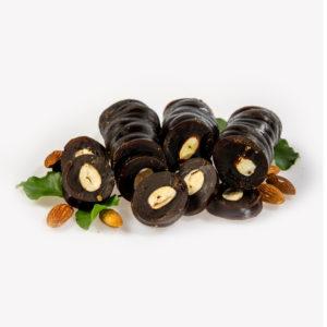 Carob Soutzioukos Almond