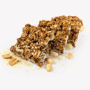 Stevia Peanut Brittle