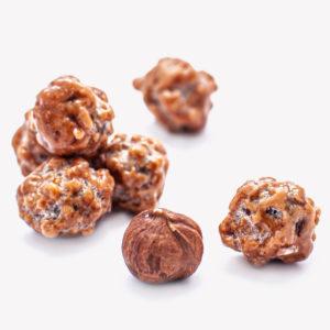 Caramelized Hazelnut with Nutella