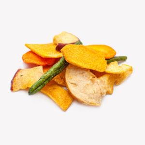 Vegetable & Fruit Chips