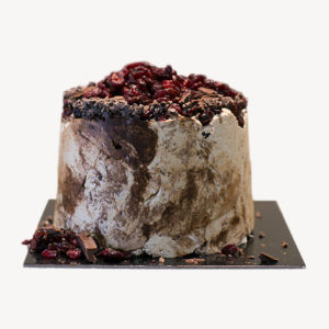 Halva Chocolate & Cranberries