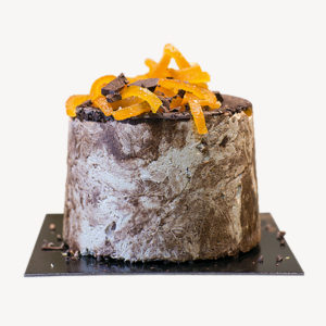 Halva Chocolate & Orange