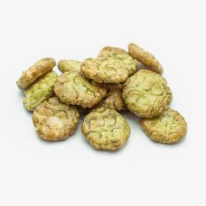 Rice Crackers Wasabi
