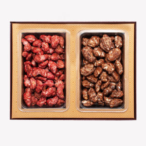 Caramelized Nuts Box