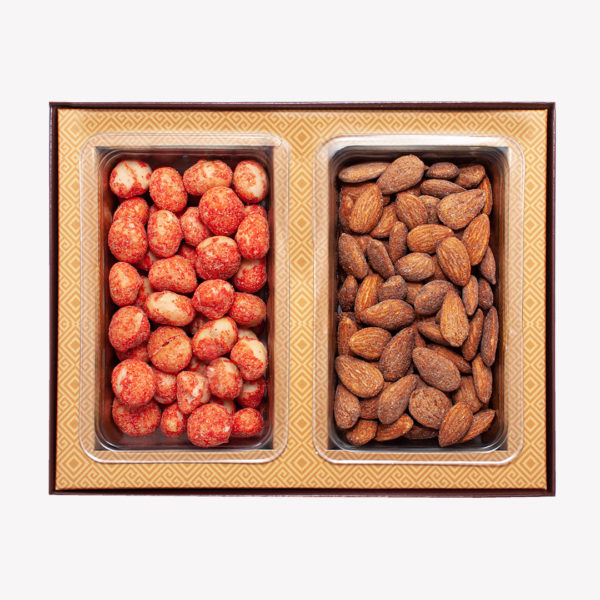 Flavoured Nuts Box
