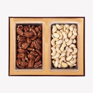 Pecan-Cashew Box