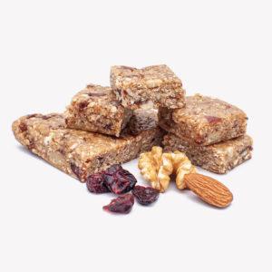 Cranberry, Walnut, Almond – Oat Bar