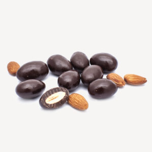 Dark Chocolate Almond - No Sugar