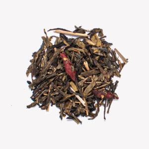 Green Tea with Goji, Buckthorn