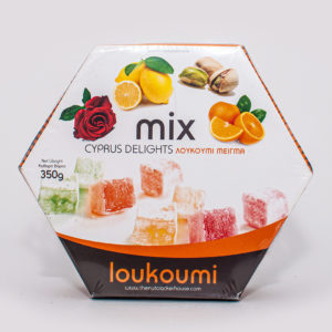 Cyprus Delights - Mix