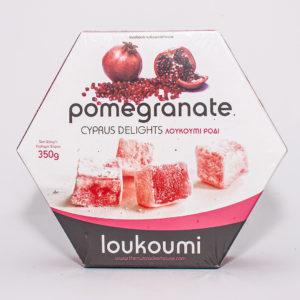 Cyprus Delights - Pomegranate