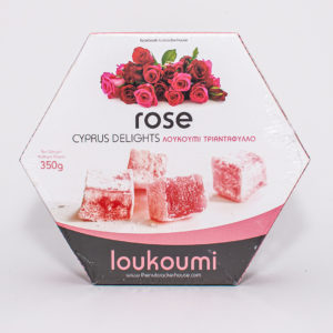 Cyprus Delights - Rose